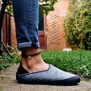 Mahabis Classic slipper/adventure shoes sz EU36